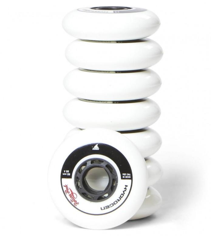 Rolling Rock Wheels Hydrogen Ed. 2 80er white 80mm/85A
