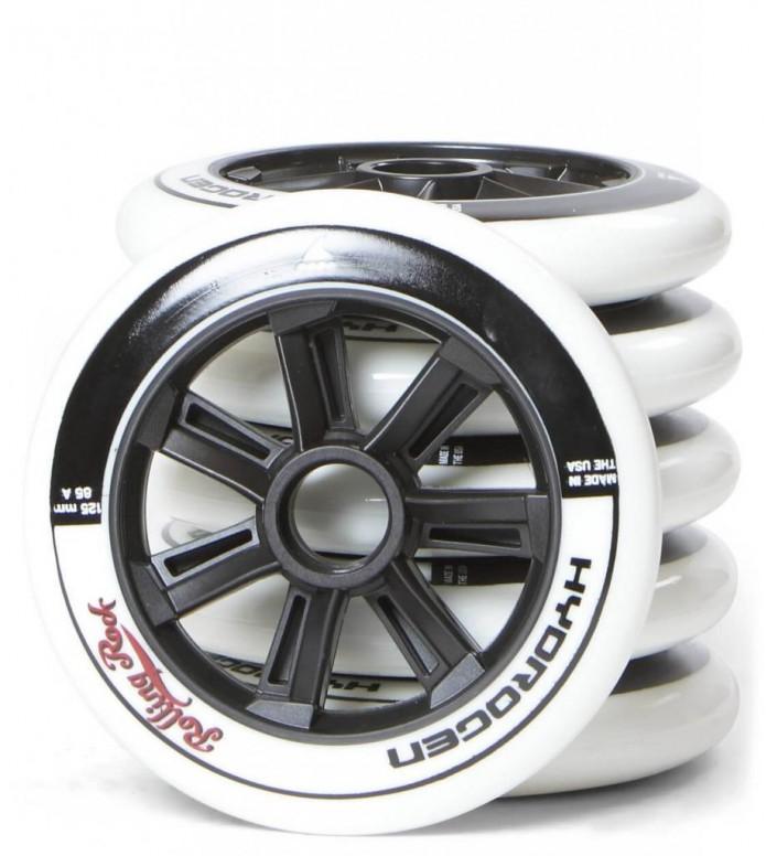 Rolling Rock Wheels Hydrogen Ed. 2 125er white 125mm/85A