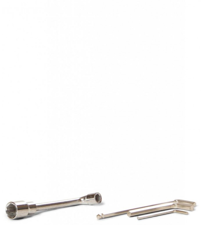 AO Tool Set silver one size