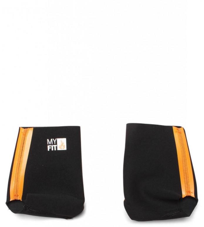 MyFit Footies Low Cut 1mm black S (34-37)