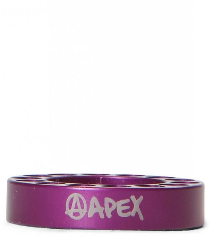 Apex Spacer Bar Riser purple 10mm