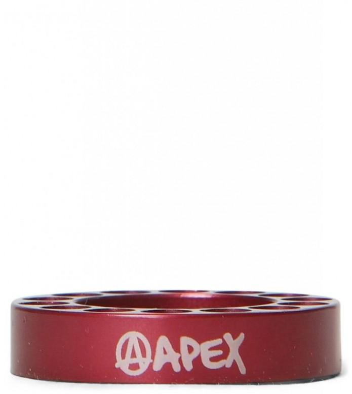 Apex Spacer Bar Riser red 10mm