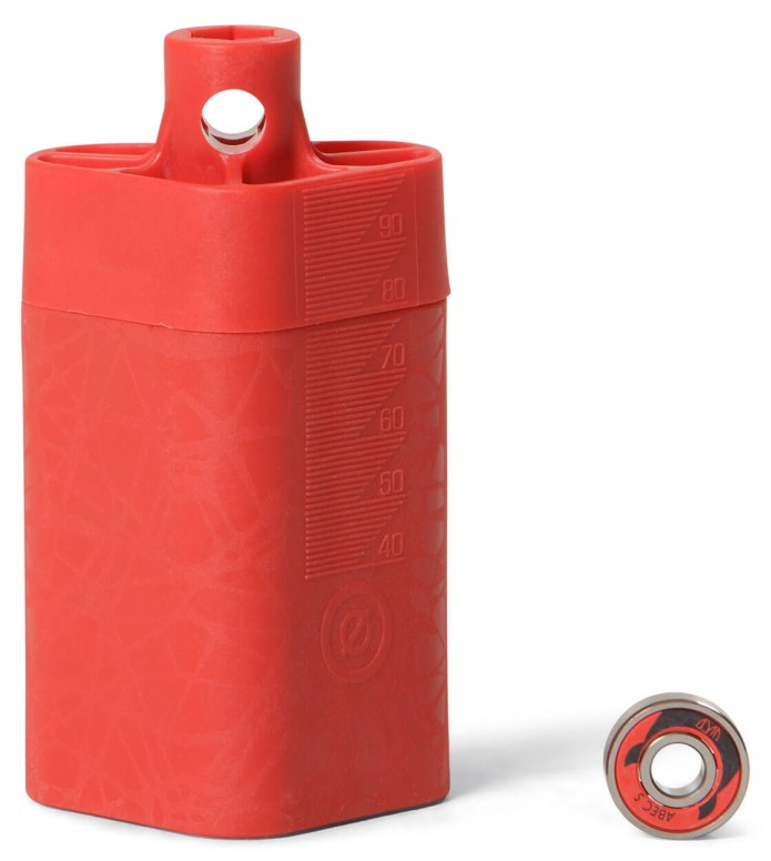 Wicked Bearings Abec 5 red 12-Pack