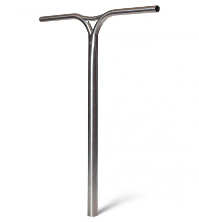 Rolling Rock Bar Y SCS Titanium Oversized silver 690mm x 610mm