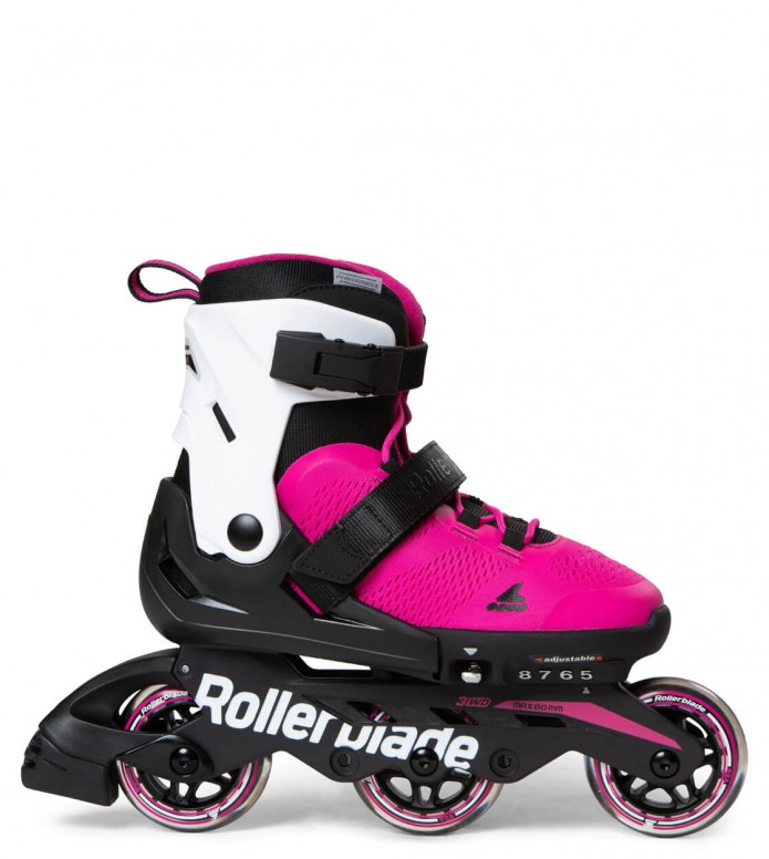 Rollerblade Rollerblade Kids Microblade 3WD pink/white
