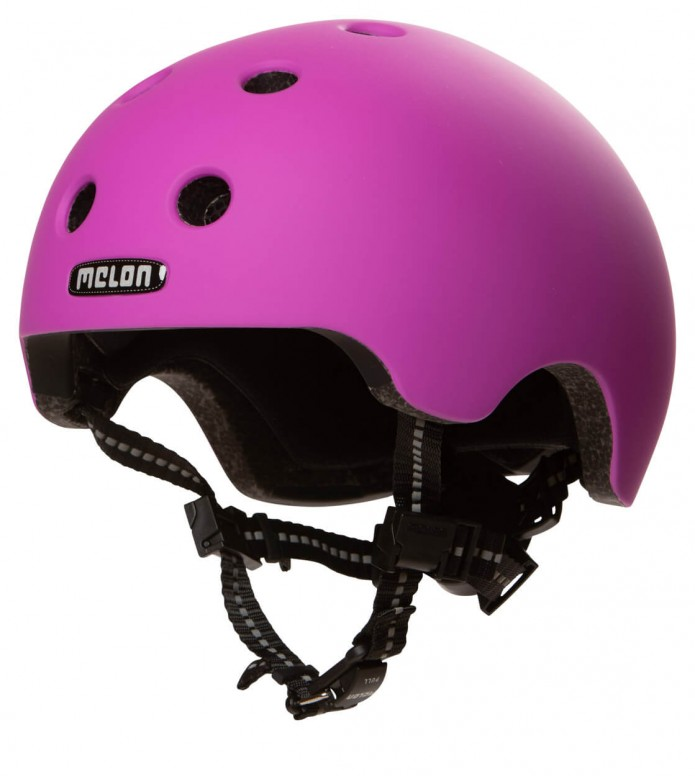 Melon Melon Helmet Toddler Rainbow purple