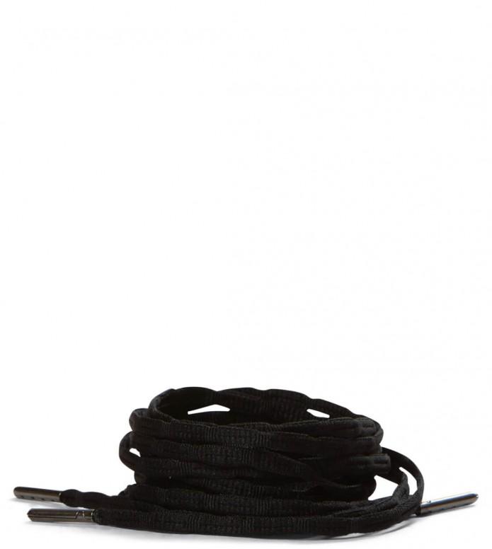 MyFit Laces Belly anti slip black 150cm