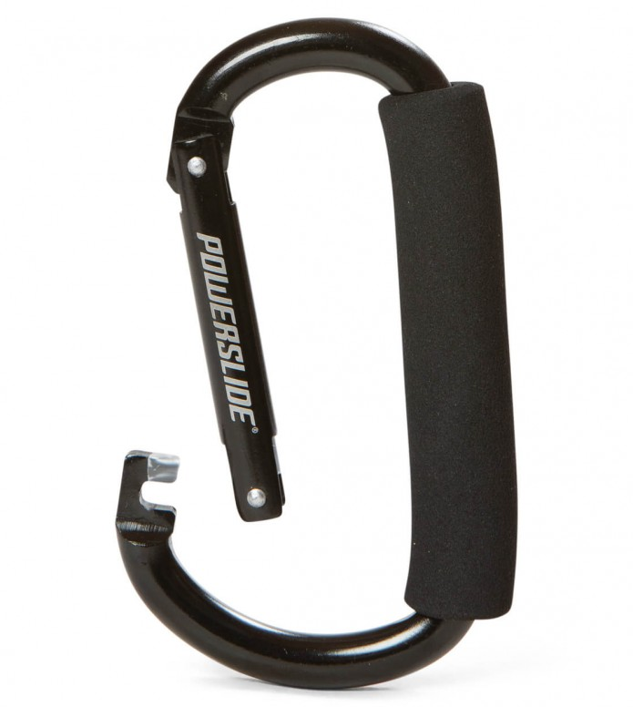 Powerslide Skate Carry Hook black one size
