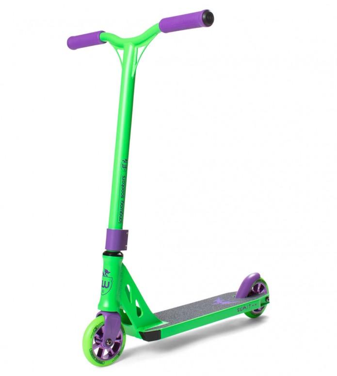 Longway Longway Scooter Summit Mini green/purple