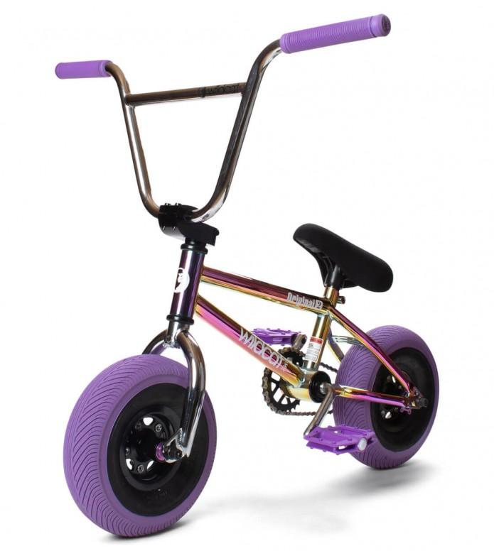 Wildcat Wildcat Mini Bmx Royal Original 2A rainbow/purple