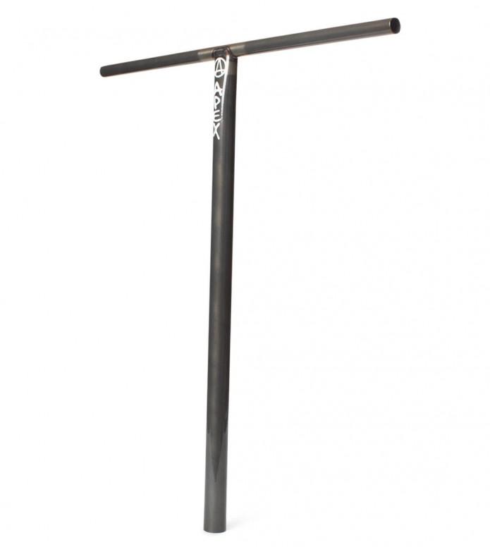 Apex T-Bar Pro Oversized silver raw 730 x 660mm