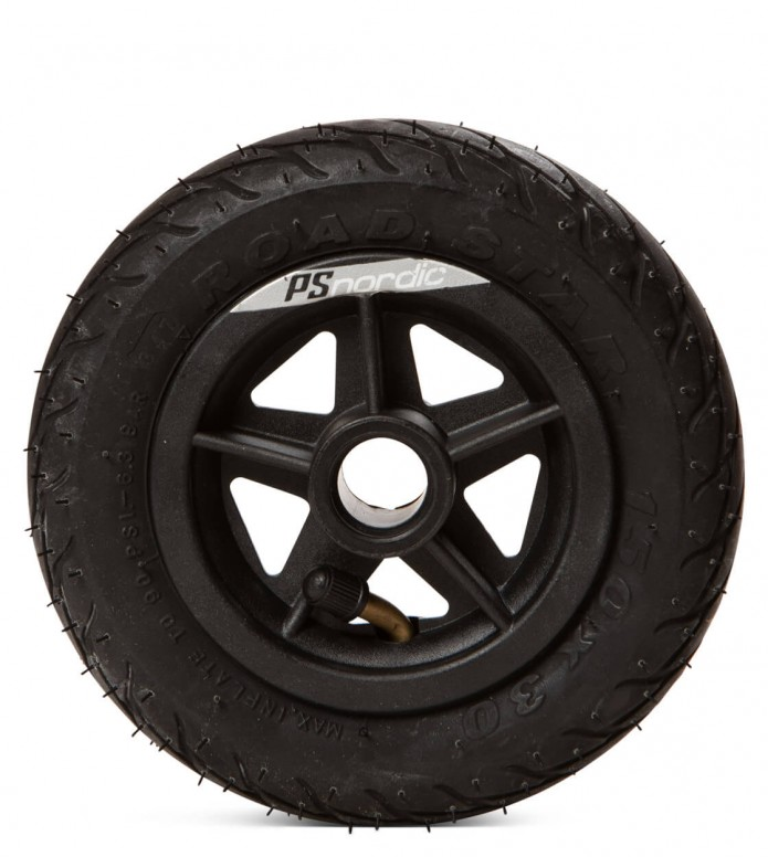 Powerslide Air Tire Kenda Right black