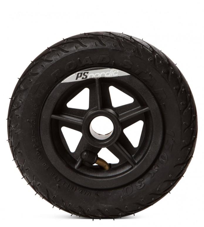 Powerslide Air Tire Kenda Left black 150mm