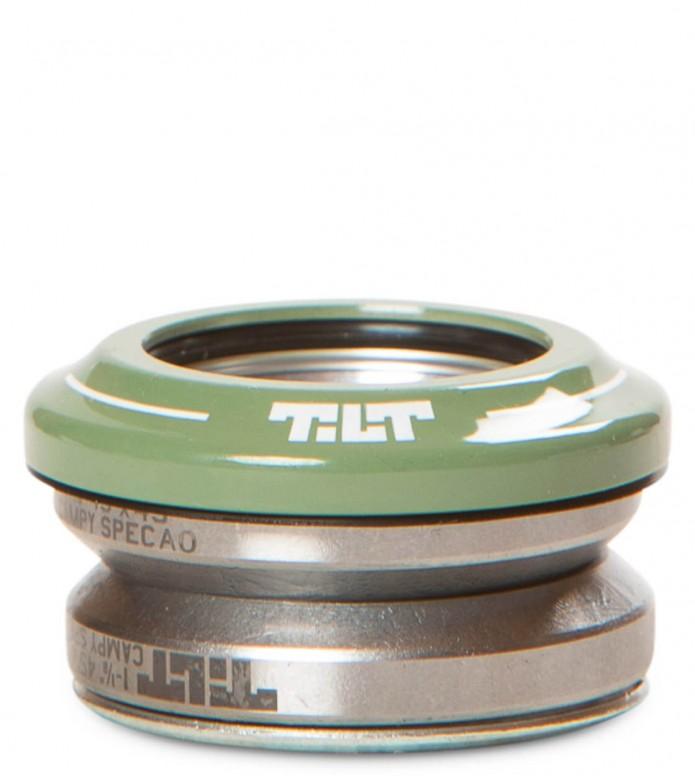 Tilt Headset Integrated green moss one size
