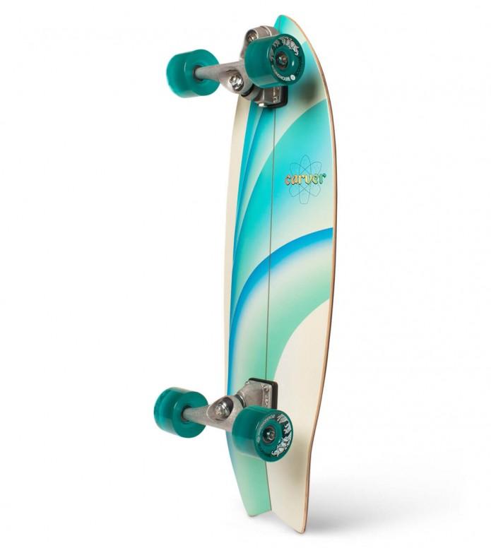 Carver Carver Surfskate Emerald Peak C7 turqouise/beige