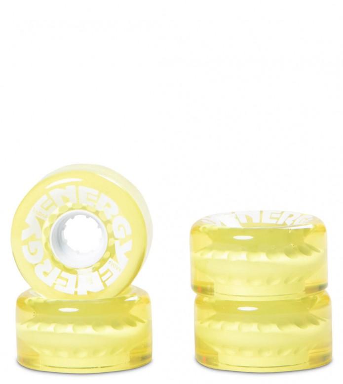 Radar Wheels Energy 62er yellow clear 62mm/78A