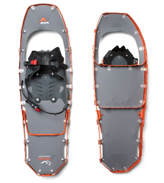 MSR MSR Snowboots Lightning Explore orange international
