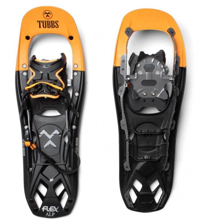 Tubbs Snowboots Flex ALP 24 grey/orange one size