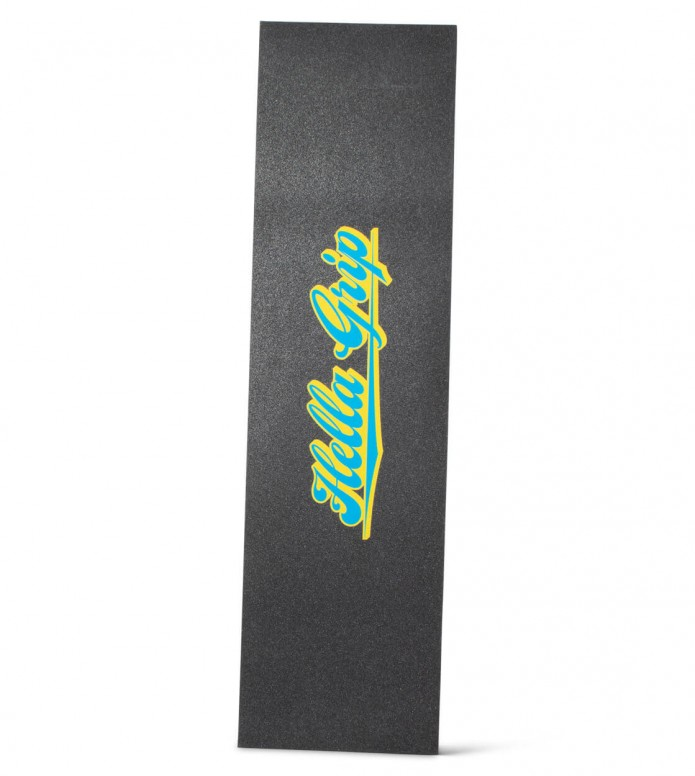Hella Griptape Logo black 840 x 230mm