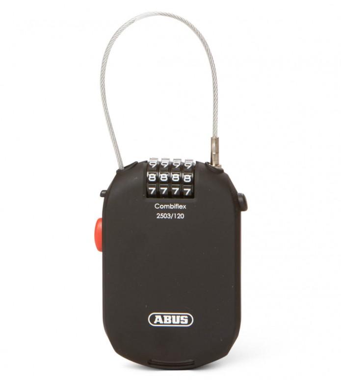 Abus Abus Lock Combiflex 120er black