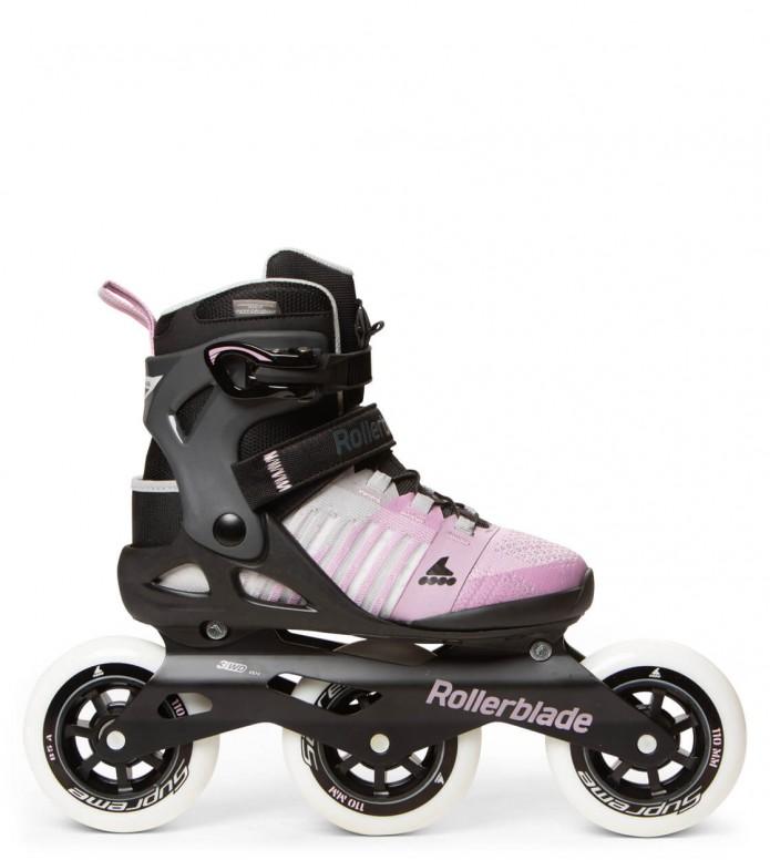 Rollerblade Rollerblade W Macroblade 110 3WD black/grey/pink