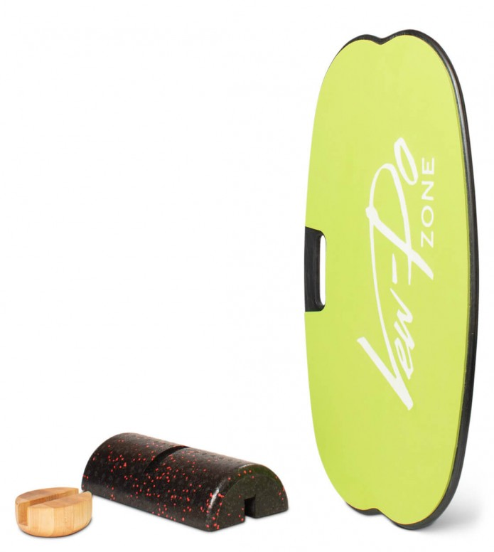 Vew-Do Vew-Do Balanceboard Zone Fitness green lime