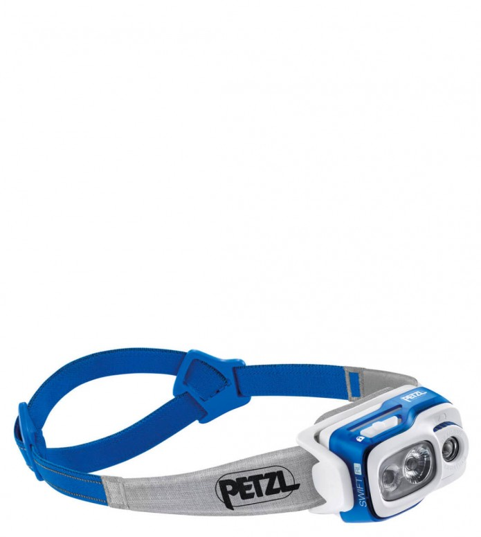 Petzl Petzl Stirnlampe Swift RL blau