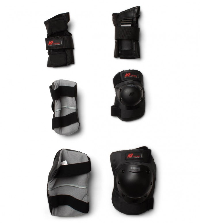 K2 Protection Prime Set black XL