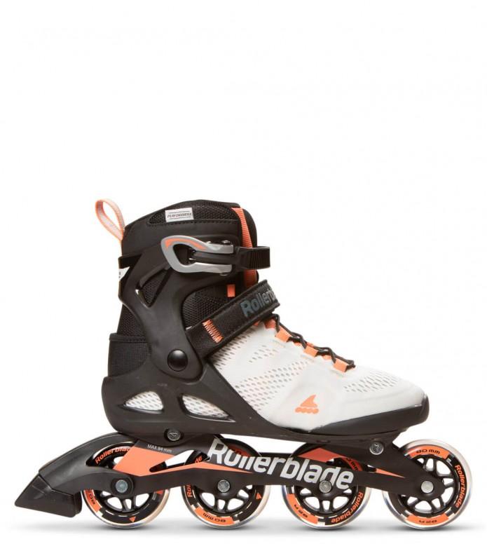 Rollerblade Rollerblade W Macroblade 80 black/grey/pink