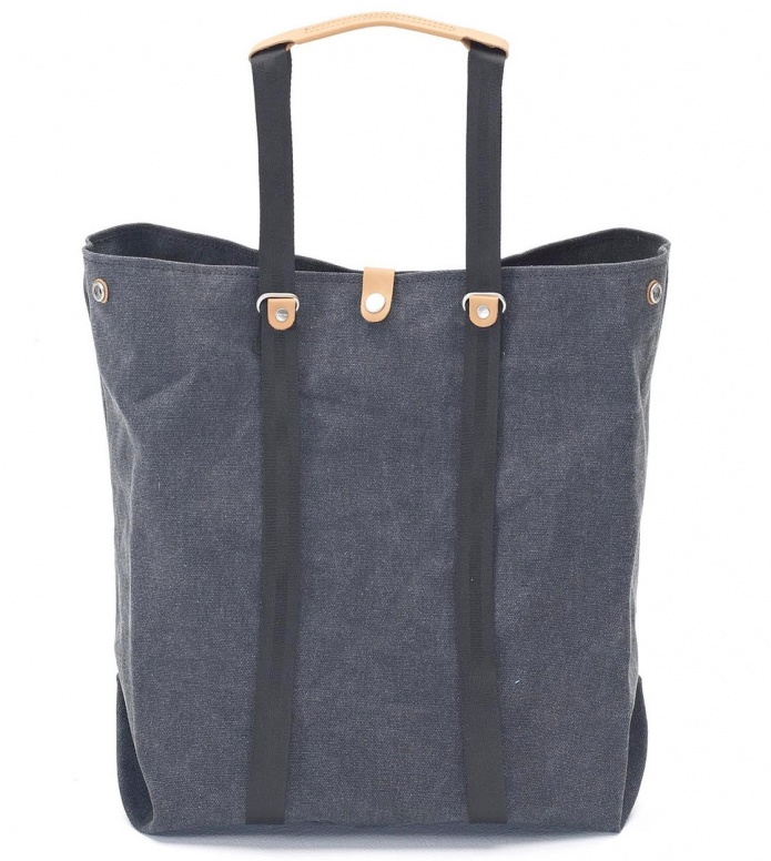 Qwstion Qwstion Bag Shopper washed black