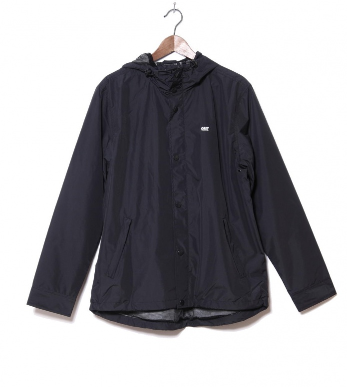 Obey Jacket Swepper black L