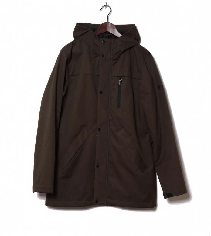 Revolution Jacket 7351 green army M