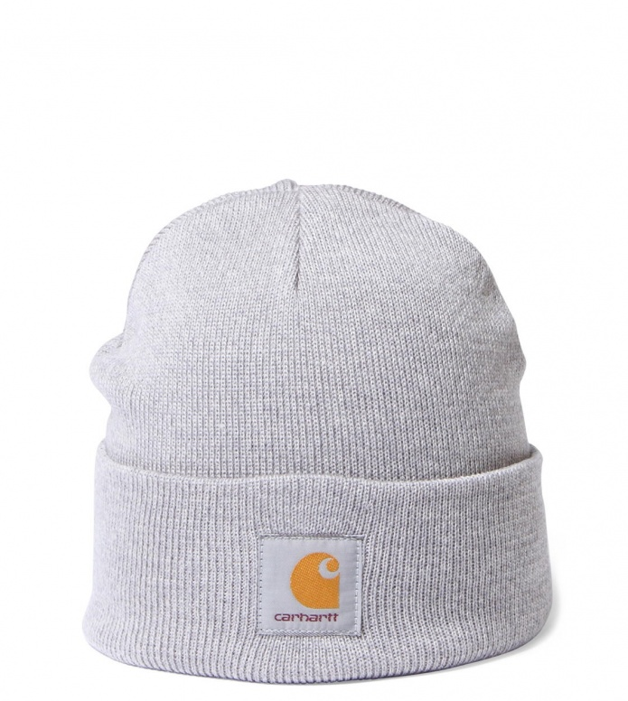 Carhartt WIP Beanie Short Watch grey heather one size