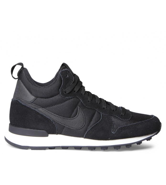 Nike Nike W Shoes Internationalist Mid black/black