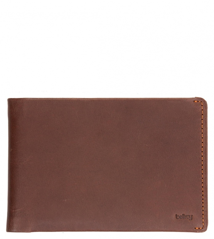 Bellroy Bellroy Wallet Travel RFID brown cocoa