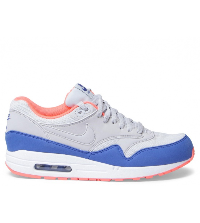 Nike Nike Shoes Air Max 1 Essential grey light ash gry/lght ash gry-hypr