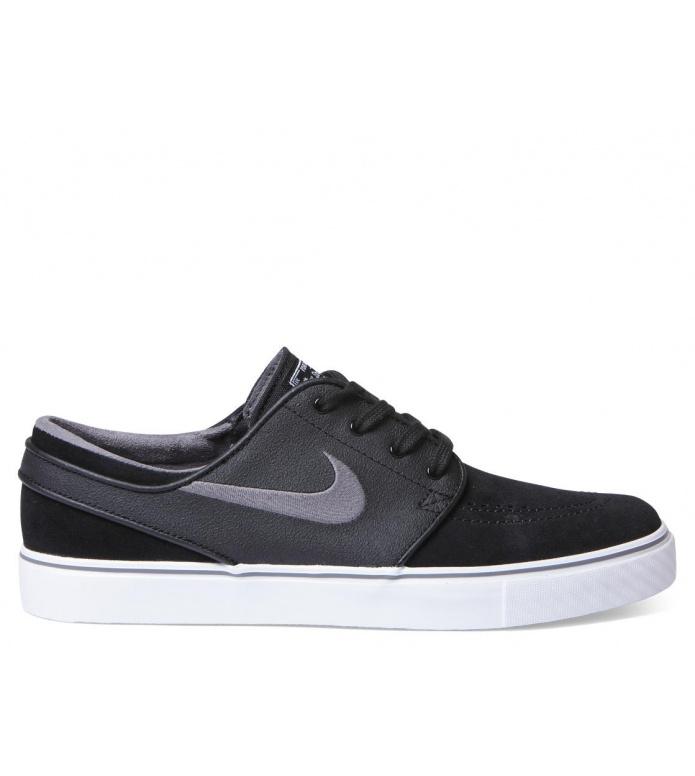 Nike SB Nike SB Shoes Janoski black/white-metallic gold-gm light br