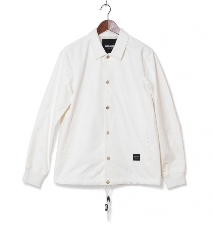 Wemoto Jacket Young white off L
