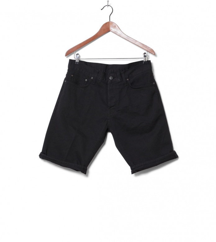 Carhartt WIP Carhartt WIP Shorts Klondike black rinsed