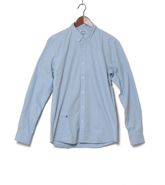 Ontour Shirt Sharp blue sky M