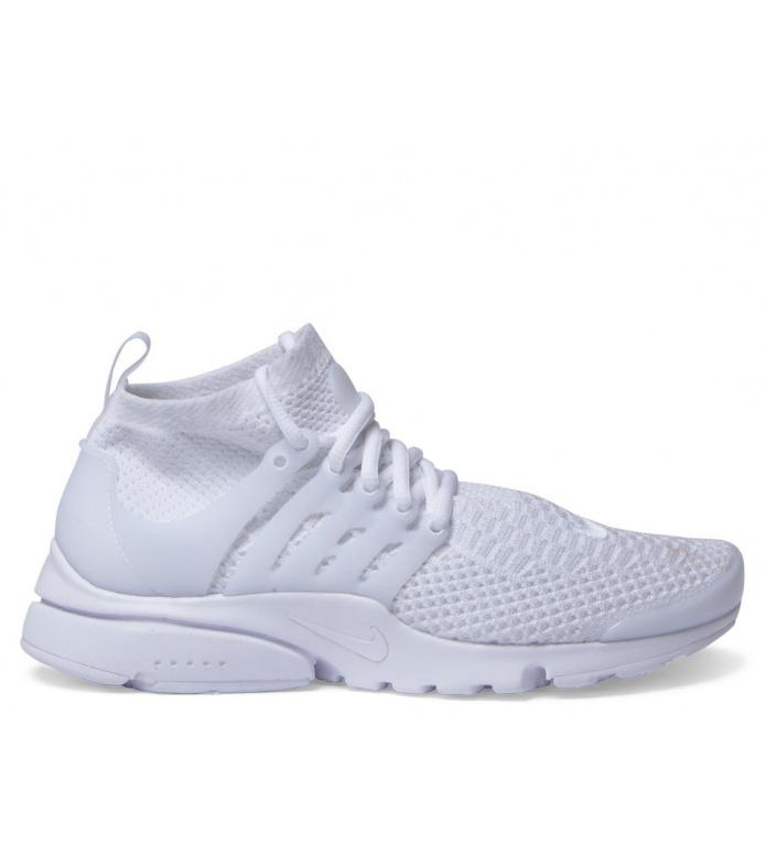 Nike Nike W Shoes Air Presto Flyknit Ulrta white/white