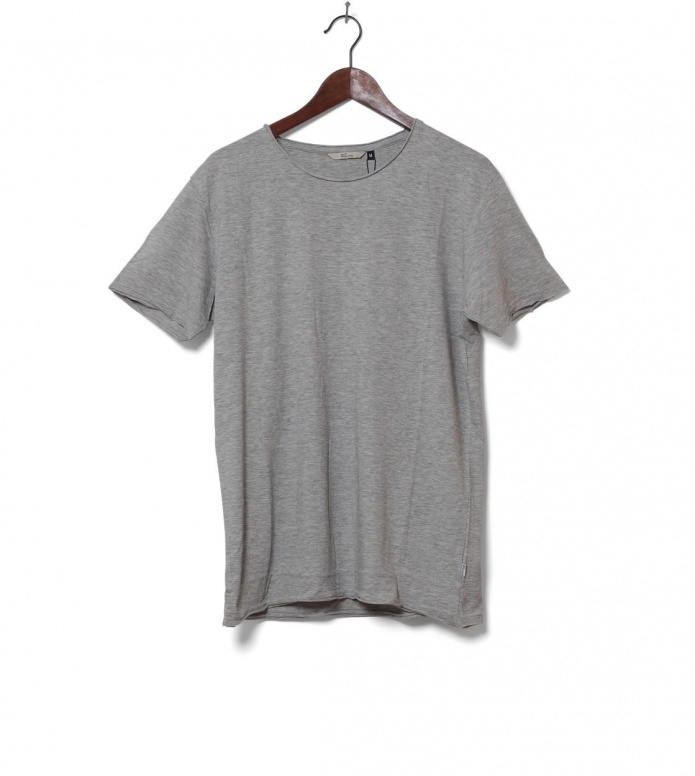Revolution T-Shirt 1003 grey L