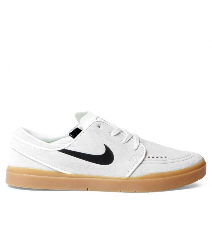 Nike SB Nike SB Shoes Janoski Hyperfeel grey summit white/blk-gum light brown