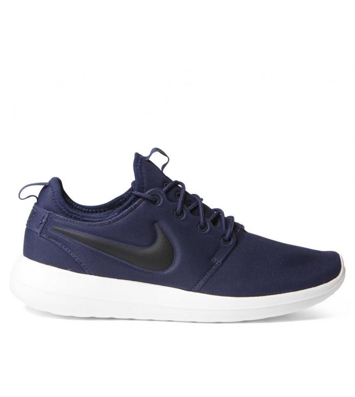 Nike Nike Shoes Rosherun Two blue/mnnavy/black