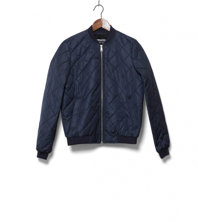 Wemoto W Bomberjacket Kate blue dark navy XS