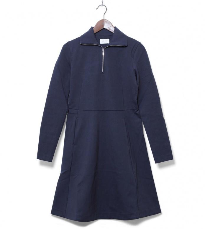 Wood Wood W Dress Janet blue dark navy