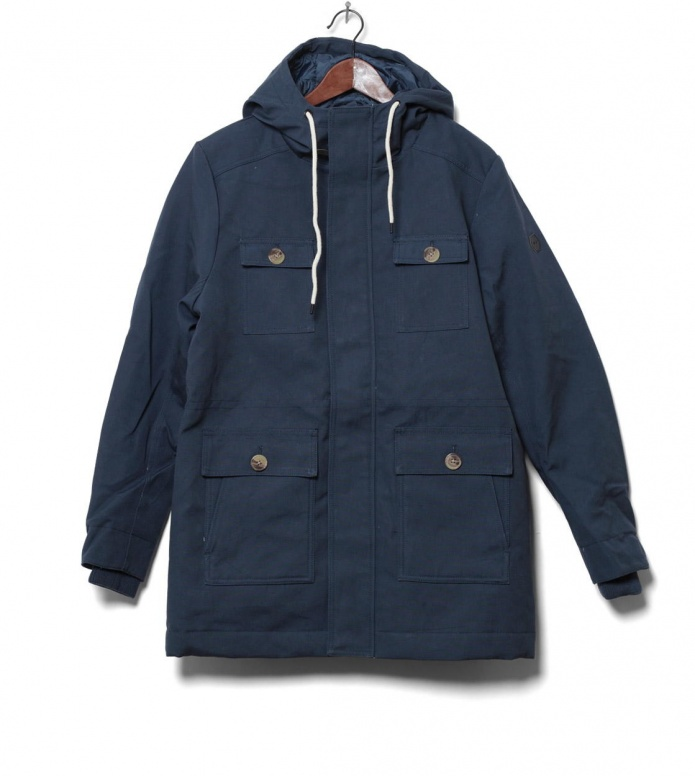 Revolution Winterjacket 7446 blue S