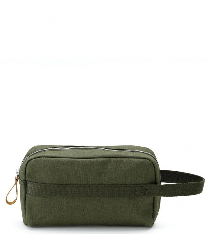 Qwstion Qwstion Travel Kit organic forest green