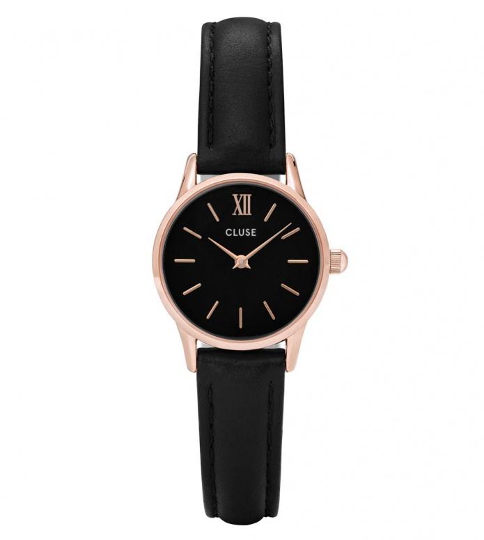 Cluse Cluse Watch La Vedette black/black rosegold
