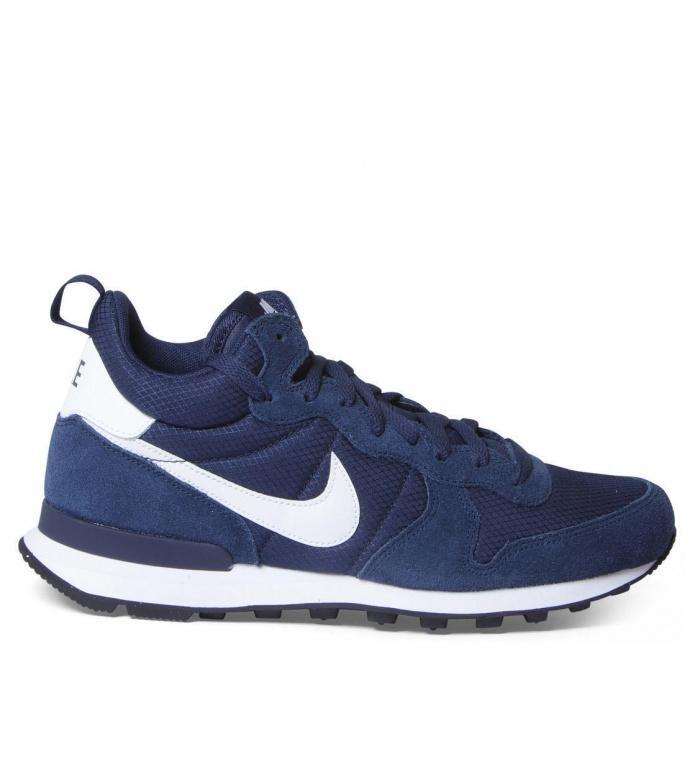 Nike Nike Shoes Internationalist Mid blue midnight navy white